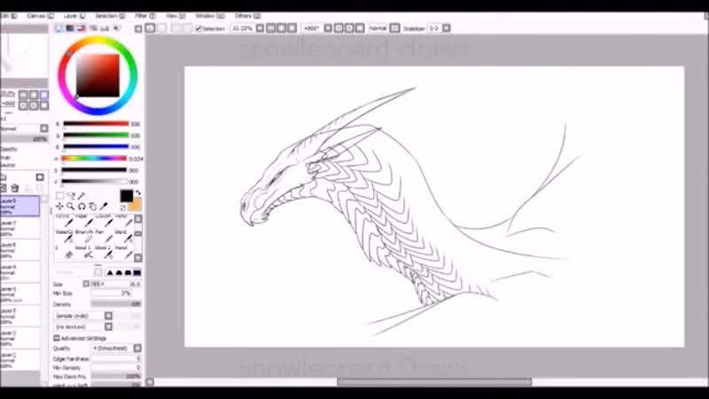 Wings of Fire Here Is Our First Animus KtMwFdxUtHE 360p