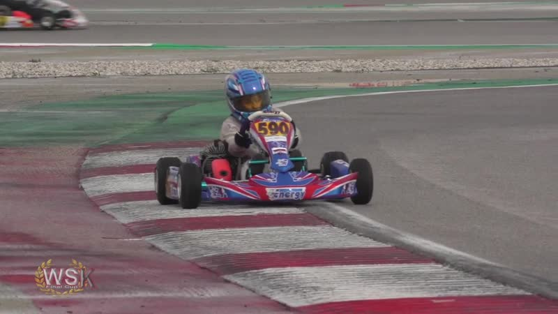 Wsk final cup saturday highlights