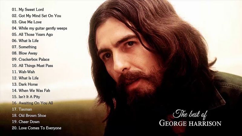 George Harrison Greatest Hits Full Album Best Songs of George Harrison HQ
