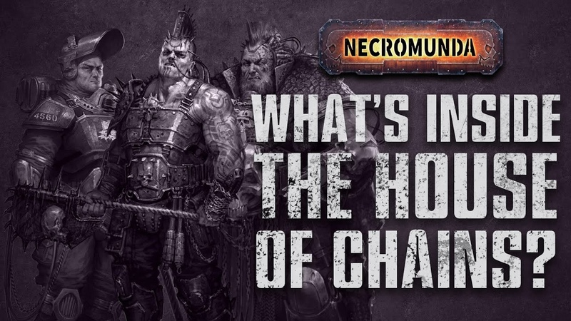 Necromunda House of Chains Teaser