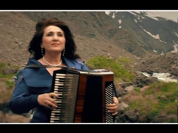 Народная артистка РСО Алании Белла Золоева Хутяева Поппури на осетинские танцевальные мелодии