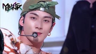 NU'EST - INSIDE OUT (Music Bank)   KBS WORLD TV 210423
