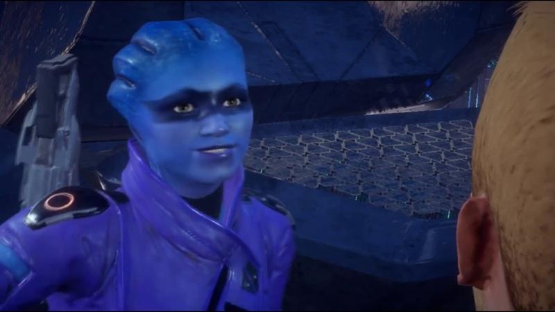 Mass Effect Andromeda - Take My Hand [AMV / GMV]