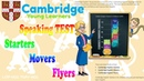INTRO Speaking TEST Starters, Movers, Flyers - Cambridge English - LỚP HỌC THẦY MOL