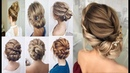 Braided updo hairstyles for medium/long hair tutorial ❤ Wedding, prom New Year Eve Party Hairstyles