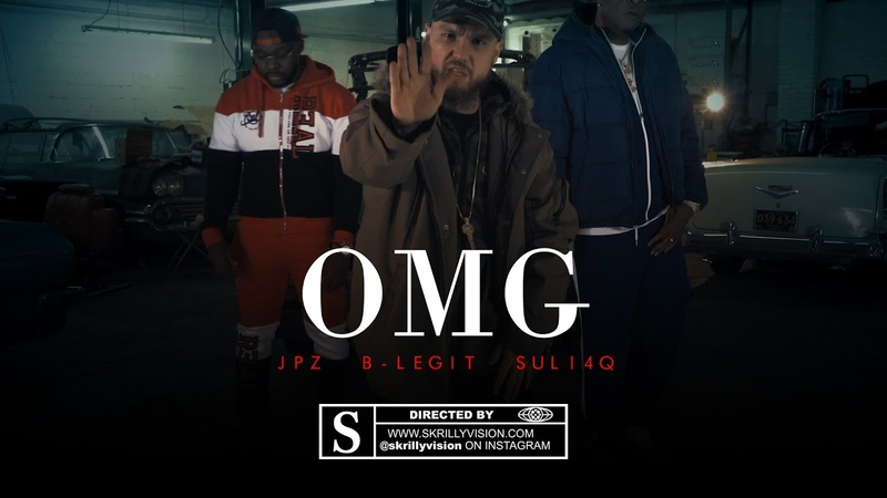 JPZ B Legit and Suli4Q OMG Official Music Video