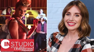 GLOW' Star Alison Brie on Season 3's Paradigm Shift Role Switching with Betty Gilpin In Studio