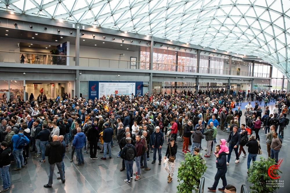 Выставку EICMA планируют провести по плану