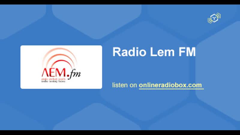 AS TV LEM FM TECHNO TIME RADIO SHOW BY DJ LISA CLAR