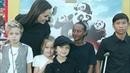Анджелина Джоли начала экономить на одежде и еде для детей