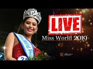 MISS WORLD 2019 LIVE | Miss World Pageant 2019 | ExCeL London