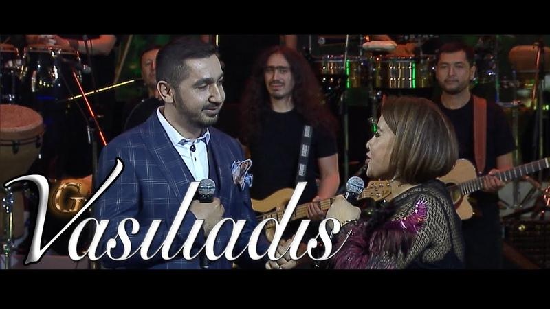 VASILIADIS ◣ Королева ◥ Yulduz Usmonova Konsert 2019