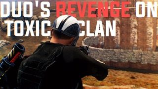 EVICTION OF A TOXIC CLAN ( Rust Revenge Movie )