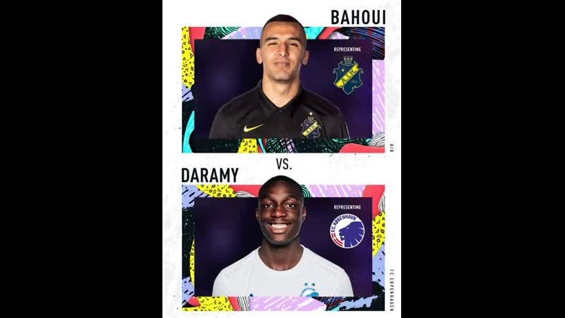 Aik nabil Bahoui FC Kopenhagen Mohamed Daramy