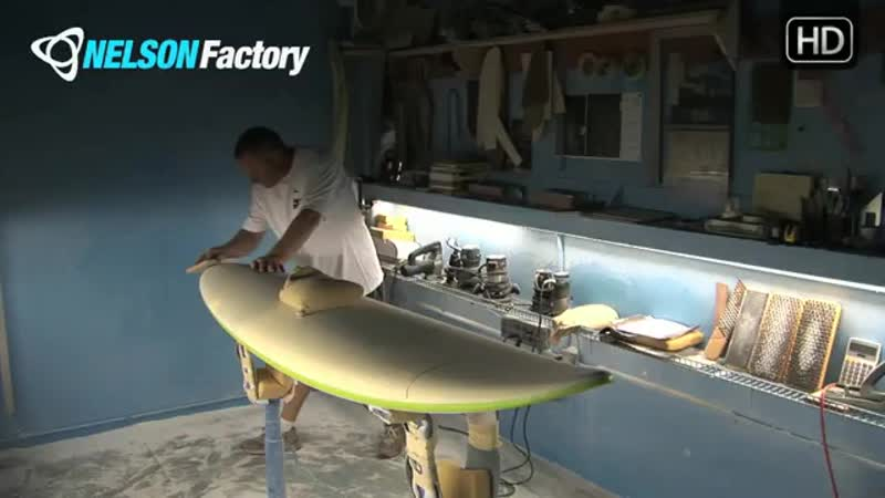 Nelson Factory Windsurfing Custom Boards No. 6