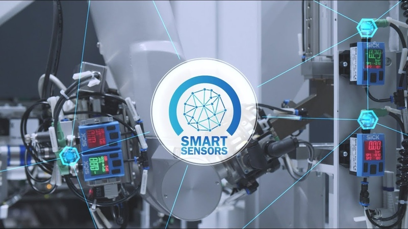 Smart Sensors from SICK Suppliers of information for Industry 4 0 SICK AG
