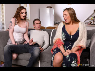Brazzers - Getting Fucked On My Side / Carly Rae & Danny D / NewPorn2020