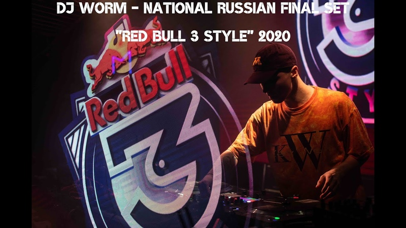 DJ Worm National Russian Final set Red Bull 3 style 2020