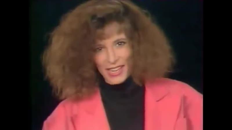 Mylene Farmer On est tous des imbeciles Platine 45 Antenne 2 27 fevrier 1985