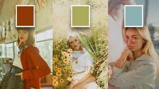 Faded Cinematic Portriats Like @celinmvy - Lightroom Editing Tutorial For Instagram