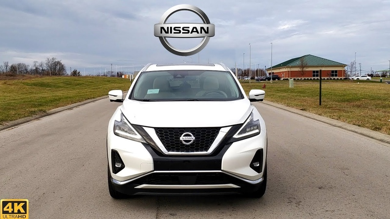 2020 Nissan Murano Important UPDATES to Nissan's Style Standout