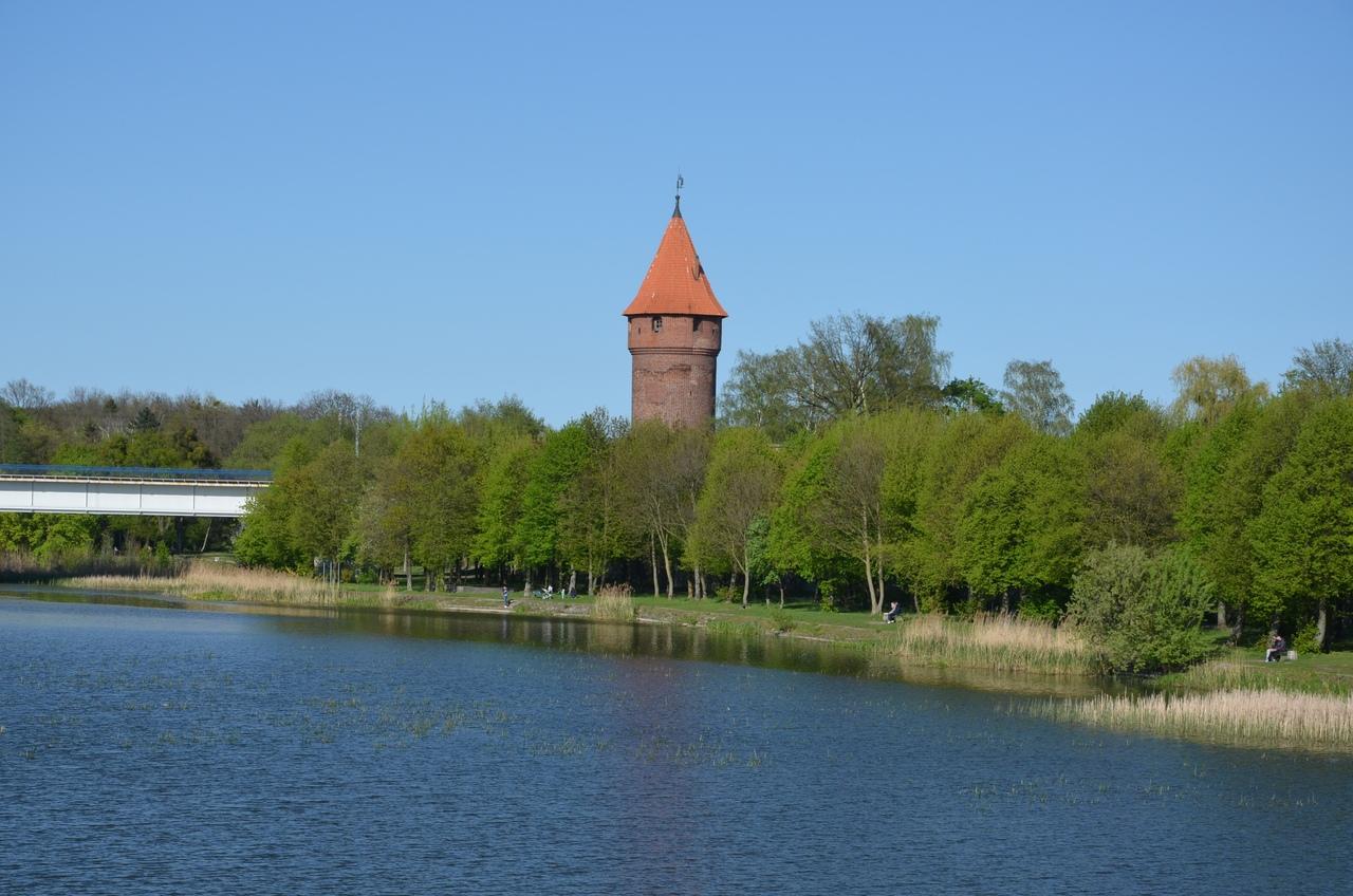 OJuAmsO159Y Мальборк - столица рыцарей в Польше.