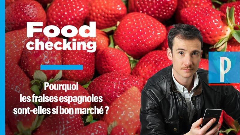 Immigrés exploités goût faut il encore acheter des fraises espagnoles
