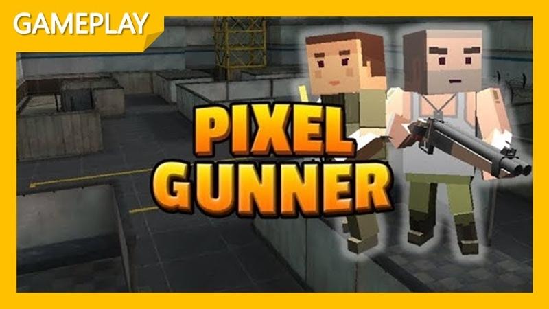 [Обновление] Pixel Z Gunner - Геймплей | Трейлер