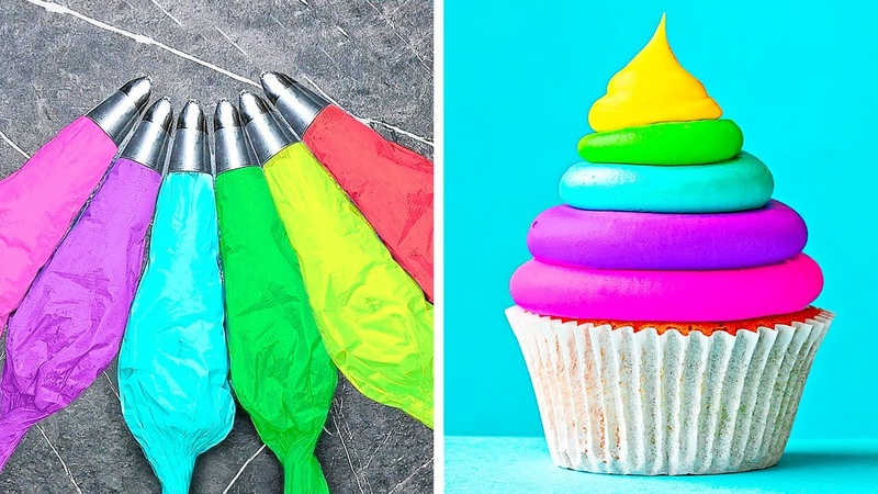 32 SWEET DIY HACKS FOR EVERYONE GLAZING FOOD DECOR AND COOKING TRICKS