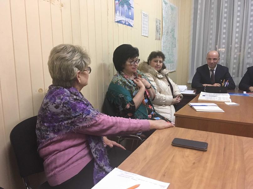 Приём жителей в ТОС «Углич»., изображение №3