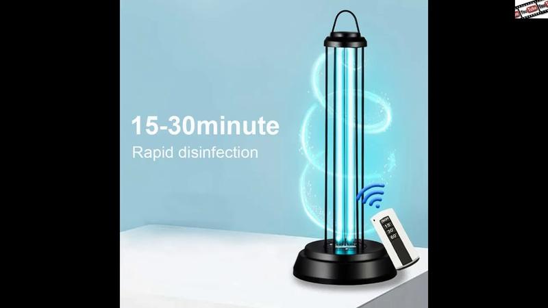 110 в УФ бактерицидная лампа светодиодный бытовой дезинфекционная лампа портативный