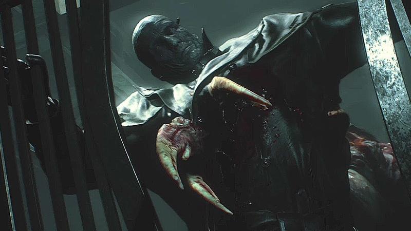 William Birkin Killed The Tyrant Resident Evil 2 Remake