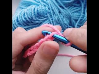 Первые шаги для вязания крючком