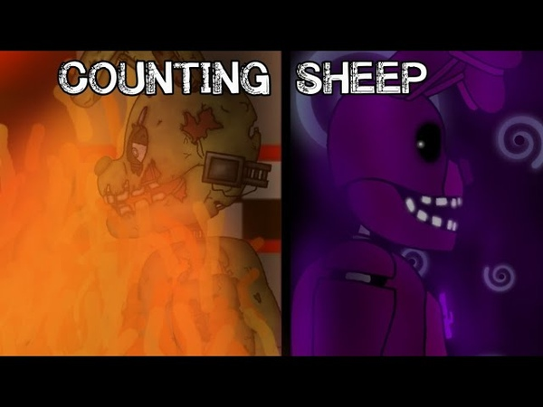 (Dc2/FNaF/full) -Counting Sheep- By SAFIA