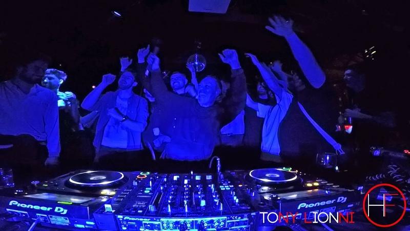Tony Lionni Yamamori Tengu Dublin Hidden Flux 02 03 2019