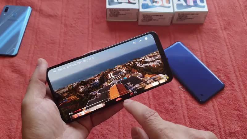 Встречайте Samsung Galaxy A20 ОХРЕНЕТЬ он ПОТРЯСНЫЙ СЮРПРИЗ в КОМПЛЕКТЕ