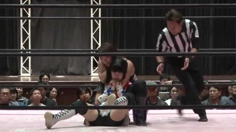 Tokyo Joshi Pro 14 10 2019 Yuna Manase