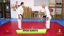Renzoku waza y Kihon kumite 1 Karate do