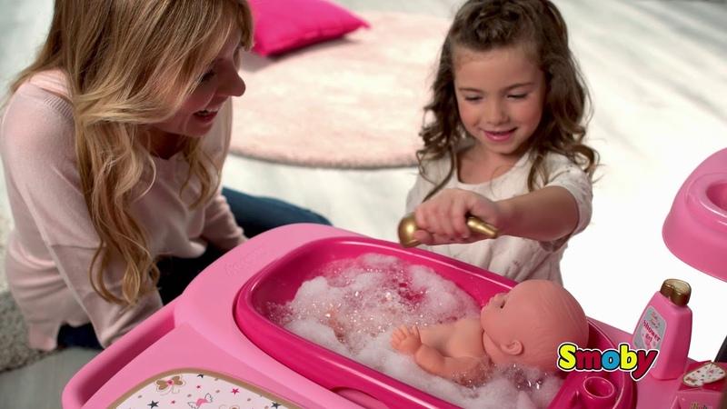 Smoby Baby Nurse La Grande Maison des Bébés PUB TV