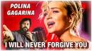 Polina Gagarina I Will Never Forgive You ~ Полина Гагарина REACTION by Zeus