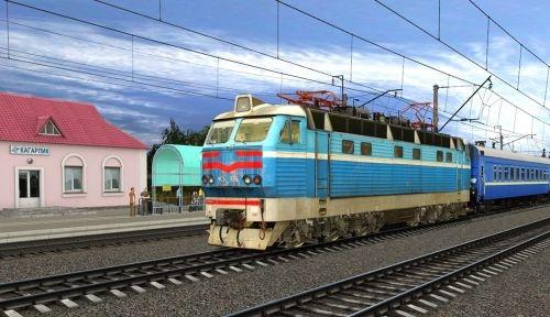 TRS: ЧС4-105 КРП