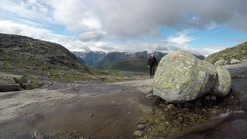 4 Fjords Norway Stegastein Viewpoint Trolltunga Hike