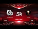Vici Gaming vs EHOME, DPL-CDA Professional League Season 1, bo3, game 1 [Mila Mortalles]