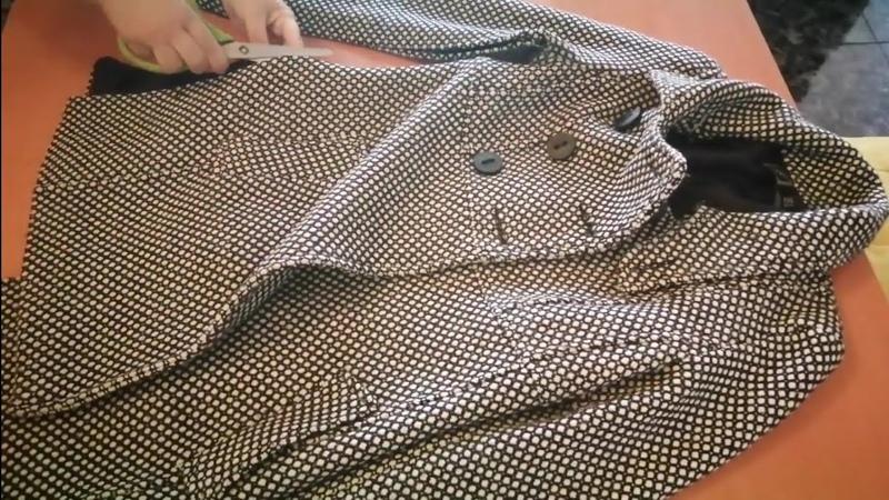 إعادة تدوير ملابس شتاء2020 إعادة تدوير فكرة ل