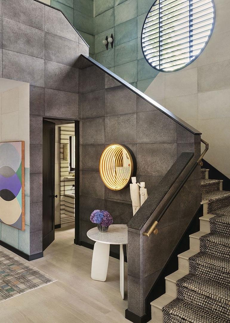 Келли Уэстлер: дом для актера и художницы