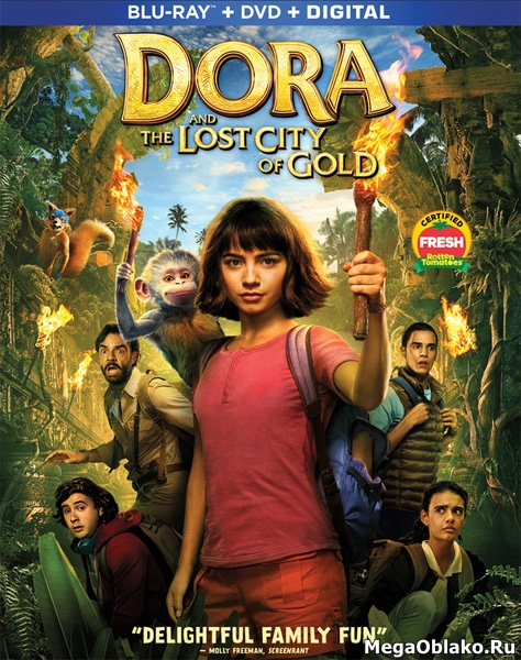 Дора и Затерянный город / Dora and the Lost City of Gold (2019/BDRip/HDRip)