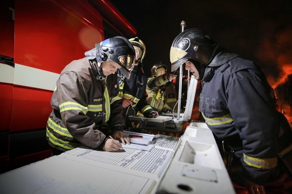 В тяжелых условиях тушения лесных пожаров будут применять мобильный комплекс