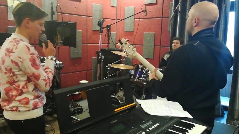 Кристина Рожкова- Время волшебства. (Черновой)