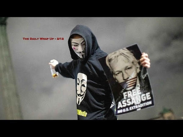 US Gov Says WikiLeaks 'Significant A Threat As ISIS' WHO Declares Coronavirus Enemy Number One