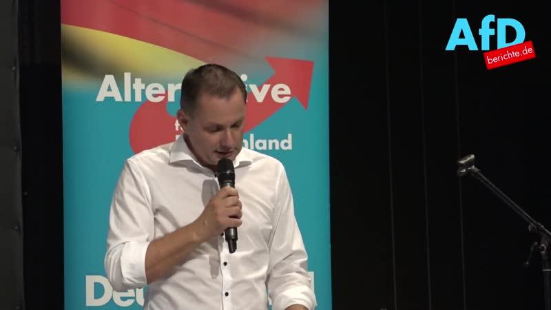 Tino Chrupalla MdB AfD spricht in Weißwasser (1080p_50fps_H264-128kbit_AAC)
